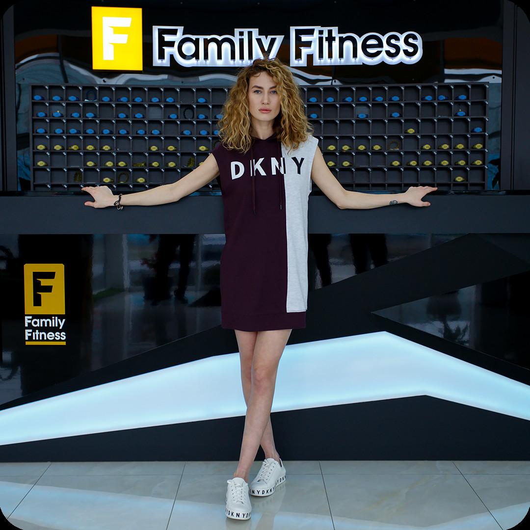 FAMILY FITNESS - семейный фитнес центр