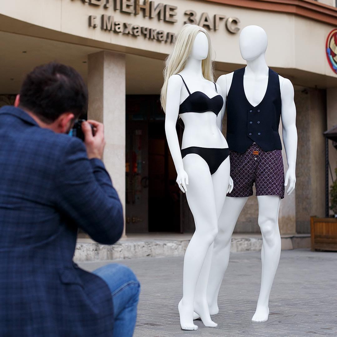 DIM – французский магазин нижнего белья